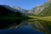 © Filippo Alfero<br /> Rifugio Bessone al Lago Verde, Founset, GTA, GRV, Via Alpina<br /> Prali (TO), 27/07/2013