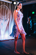 Elizabeth Rohloff Designs at the Engaged Bridal Runway Event in Portland, OR.