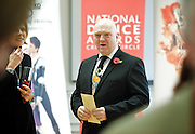National Dance Awards.Announcement of Nominations.9th November 2012 .at The Place, London, Great Britain ... Graham Watts OBE.Chairman, Dance Section.National Dance Awards.Critics' Circle ..Photograph by Elliott Franks..Tel 07802 537 220 .elliott@elliottfranks.com..2012©Elliott Franks.Agency space rates apply
