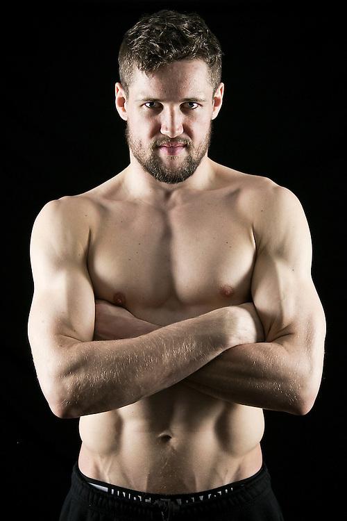 Nicolas Dalby, MMA Fighter