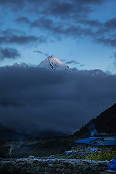 Images from Nepal; Kathmandu to Pokhara and trekking in the Solu-Khumbu / Everest region.