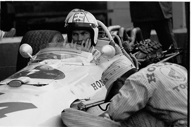 Ronnie Bucknum, Honda, USGP at Watkins Glen 1966