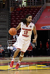 22 December 2015: Tony Wills(12). Illinois State Redbirds host the Tennessee State Tigers at Redbird Arena in Normal Illinois (Photo by Alan Look)