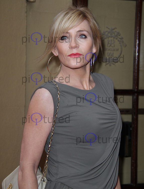 Michelle Collins; EastEnders Tesco Magazine Mum Of The Year, The Waldorf Hilton Hotel, London, UK, 27 February 2011:  Contact: Ian@Piqtured.com +44(0)791 626 2580 (Picture by Richard Goldschmidt)