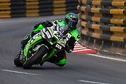 Horst SAIGER, Saiger-Racing, Kawasaki<br /> 64th Macau Grand Prix. 15-19.11.2017.<br /> Suncity Group Macau Motorcycle Grand Prix - 51st Edition<br /> Macau Copyright Free Image for editorial use only