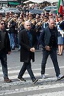 2013/03/23 Roma, funerali del Capo della Polizia. Nella foto Roberto Saviano.<br /> Rome, Chief of Police funerals. In the picture Roberto Saviano - &copy; PIERPAOLO SCAVUZZO