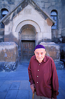 Armenie, Etchmiadzin, Eglise Sainte Gayaneh // Armenia, Etchmiadzin, Saint Gayaneh church