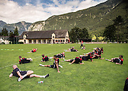 Day 2 of Dundee FC pre-season training camp in Obertraun, Austria<br /> <br />  - &copy; David Young - www.davidyoungphoto.co.uk - email: davidyoungphoto@gmail.com