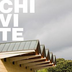 Bodega Chivite. Aberin. Rafael Moneo Architect
