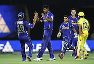 IPL 2012 Match 56 Rajasthan Royals v Chennai Super Kings