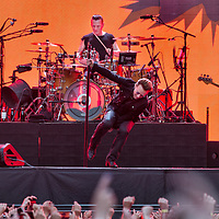 U2 perform The Joshua Tree in full at Twickenham Stadium 2017