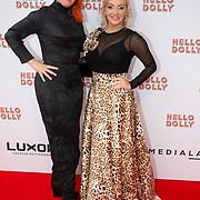 NLD/Rotterdam/20200308 - Premiere Hello Dolly, Lone van Roosendaal en ...........