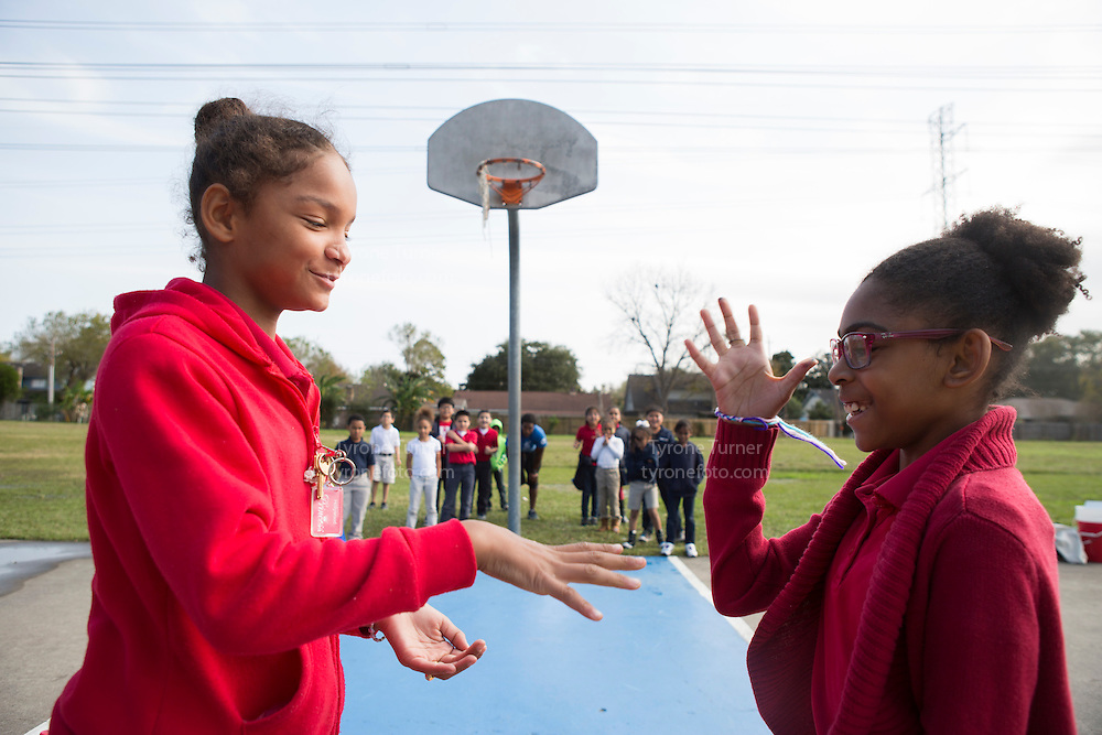 Playworks<br /> <br /> <br /> Cummings Elementary School<br /> 10455 S Kirkwood Rd, Houston, TX 77099<br /> <br /> 4th Grade recess<br /> All have RWJF release