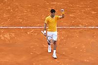 Novak DJOKOVIC - 19.04.2015 - Tournoi de Monte Carlo 2015 - Masters 1000 <br />Photo : Serge Haouzi / Icon Sport