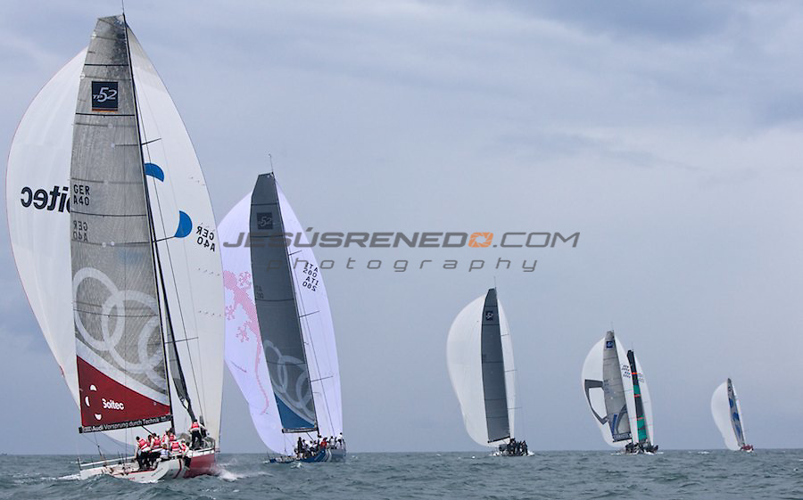 Medcup 2011,cascasi,Portugal,first day of racing©jrenedo