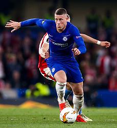 Ross Barkley of Chelsea - Mandatory by-line: Robbie Stephenson/JMP - 18/04/2019 - FOOTBALL - Stamford Bridge - London, England - Chelsea v Slavia Prague - UEFA Europa League Quarter Final 2nd Leg