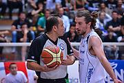 DESCRIZIONE : Trento Lega A 2014-15 Dolomiti Energia Trento Banco di Sardegna Sassari<br /> GIOCATORE : Forray Toto<br /> CATEGORIA : Arbitro Referee Delusione<br /> SQUADRA : Dolomiti Energia Trento<br /> EVENTO : playoff gara 2 Lega A 2014-2015<br /> GARA : Dolomiti Energia Trento Banco di Sardegna Sassari<br /> DATA : 20/05/2015<br /> SPORT : Pallacanestro<br /> AUTORE : Agenzia Ciamillo-Castoria/M.Ozbot<br /> Galleria : Lega Basket A 2014-2015 <br /> Fotonotizia: Trento Lega A 2014-15 Dolomiti Energia Trento Banco di Sardegna Sassari