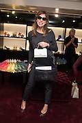 JO VICKERS, Anna Scolaro hosts a charity shopping event at  Dolce and Gabbana, 175 Sloane St. London. In aid of TeamFox.org for Parkinsons. 10 February 2016