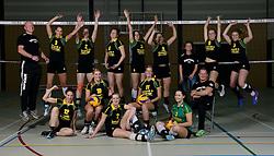29-10-2014 NED: Selectie Prima Donna Kaas Huizen vrouwen, Huizen<br /> Selectie seizoen 2014-2015 /