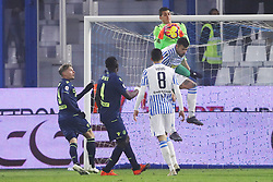 "Foto /Filippo Rubin<br /> 26/12/2018 Ferrara (Italia)<br /> Sport Calcio<br /> Spal - Udinese - Campionato di calcio Serie A 2018/2019 - Stadio ""Paolo Mazza""<br /> Nella foto: JUAN MUSSO (UDINESE)<br /> <br /> Photo /Filippo Rubin<br /> December 26, 2018 Ferrara (Italy)<br /> Sport Soccer<br /> Spal vs Udinese - Italian Football Championship League A 2018/2019 - ""Paolo Mazza"" Stadium <br /> In the pic: JUAN MUSSO (UDINESE)"