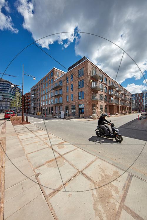Nordhavn, Danica Ejendomme, nybyggede lejligheder, Årstiderne Arkitekter, Mikkel Westfall