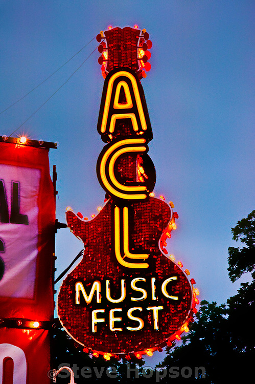 Austin City Limits Music Festival 2012, Austin, Texas, October 13, 2012.