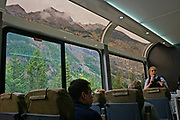 Canadian Rockies via Rocky Mountaineer train, Banf National Park