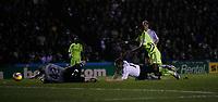 Photo: Steve Bond/Sportsbeat Images.<br /> Derby County v Chelsea. The FA Barclays Premiership. 24/11/2007. Salomon Kalou (R) scores Chelsea's opener