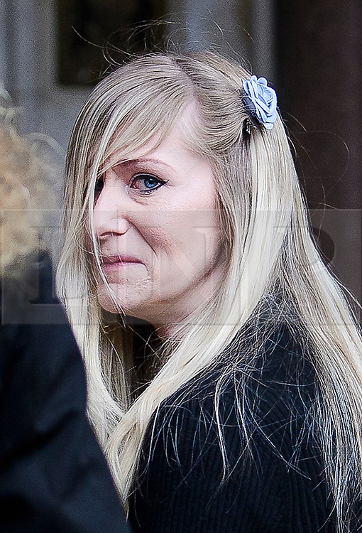 © Licensed to London News Pictures. 24/07/2017. London, UK.  CONNIE YATES looks emotional as she arrives at The Royal Courts of Justice in London. The parents of terminally ill Charlie Gard have returned to the High Court in light of new evidence relating to potential treatment for their son's condition. An earlier lengthy legal battle ruled that Charlie could not be taken to the US for experimental treatment. London, UK. Photo credit: Ben Cawthra/LNP