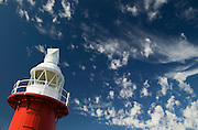 North Mole Lighthouse (1903), Fremantle, Western Australia.
