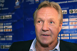 Darryl Sittler of Canada?s 1976 Canada Cup team, that players are in Hockey Hall of Fame,at IIHF WC 2008 in Halifax, on May 06, 2008 in Metro Center, Halifax, Nova Scotia, Canada. Germany won 4:2. (Photo by Vid Ponikvar / Sportal Images)