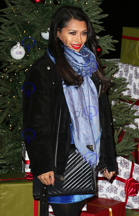 Vanessa White, Winter Wonderland - VIP Launch, Hyde Park, London UK, 19 November 2015, Photo by Brett D. Cove