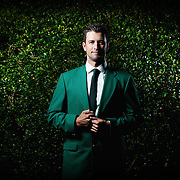 GOLD COAST, AUSTRALIA - NOVEMBER 05:  2013 Masters winner Adam Scott of Australia poses for a portrait at Royal Pines Resort on November 5, 2013 on the Gold Coast, Australia.  (Photo by Chris Hyde/Getty Images)