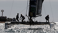 ENGLAND, Cowes, iShares Cup, 3rd August 2009, BT.
