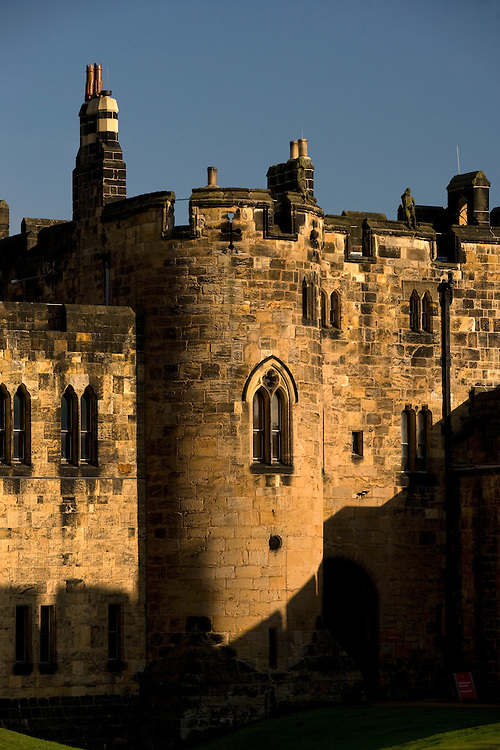 Alnwich Castle, England