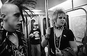 Subway, New York.  2005.
