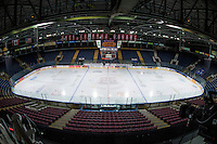 KELOWNA, CANADA - MARCH 5: Prospera Place on March 5, 2016 at Prospera Place in Kelowna, British Columbia, Canada.  (Photo by Marissa Baecker/Shoot the Breeze)  *** Local Caption ***