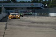 November 19-22, 2015: Lamborghini Super Trofeo at Sebring Intl Raceway. #09 Damon Ockey, O'Gara Motorsport, Lamborghini of Calgary, Lamborghini Huracan 620-2