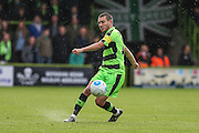 Forest Green Rovers Liam Noble(15) during the Vanarama National League match between Forest Green Rovers and Barrow at the New Lawn, Forest Green, United Kingdom on 1 October 2016. Photo by Shane Healey.