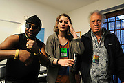 I Blame Coco with Chris Blackwell and Toots - Backstage Island 50 concerts