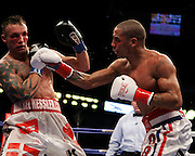 NOVEMBER 21st 2009, Andre Ward beats  Kessler and becomes the new WBA Super middleweight champion in the Oracle Arena in Oakland, California.