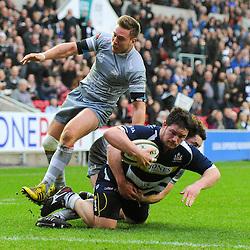 Bristol Rugby v London Welsh