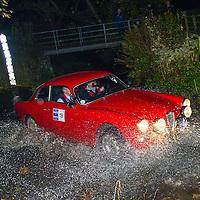 Car 18 John Abel Andrew Duerden Alfa Romeo Giulia Sprint