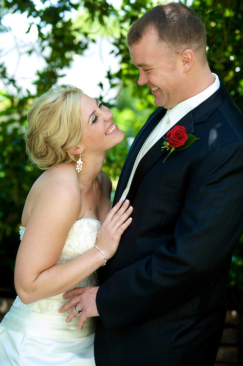 Wedding of Kurt Chapman and Jessica Clester