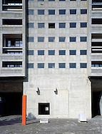 Unite d'Marseille architect Le Corbusier