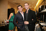 JASON BARRETT AND NICK BARRETT, , De Grisogono & Londino Car Rally  party. <br />