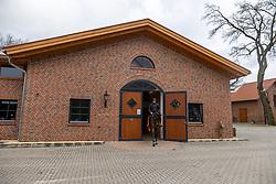 WERNKE Jan, Nashville HR<br /> Stall<br /> Holdorf - Homestory Jan Wernke 2020<br /> www.sportfotos-lafrentz.de/Stefan Lafrentz<br /> 19. Februar 2020
