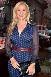 MICHELLE MONE at a party to celebrate the 21st anniversary of The Roar Group hosted by Jonathan Shalit held at Avenue, 9 St.James's Street, London on 21st September 2015.