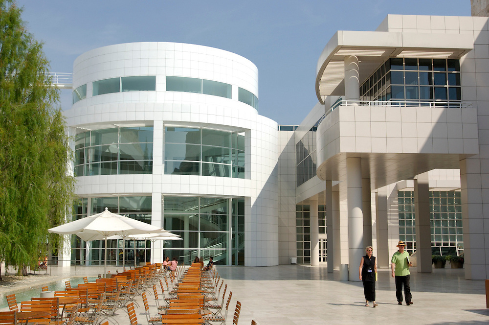 Getty Center, Los Angeles, California, United States of America