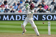 Eddie Byrom of Somerset batting during the Specsavers County Champ Div 1 match between Somerset County Cricket Club and Middlesex County Cricket Club at the Cooper Associates County Ground, Taunton, United Kingdom on 26 September 2017. Photo by Graham Hunt.